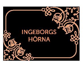 Ingeborgs hörna